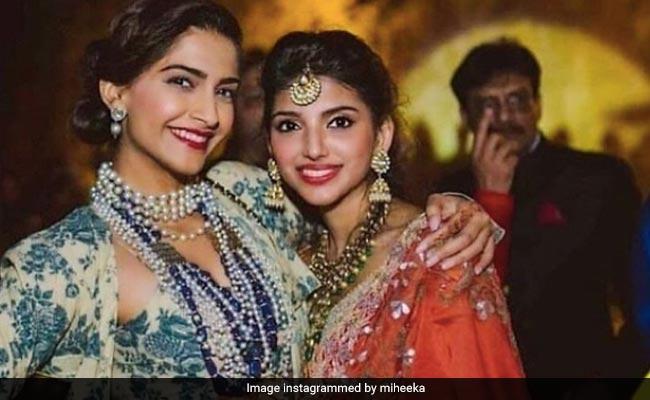 Sonam Kapoor, A Close Friend Of Miheeka Bajaj, Welcomes Rana Daggubati To The Family