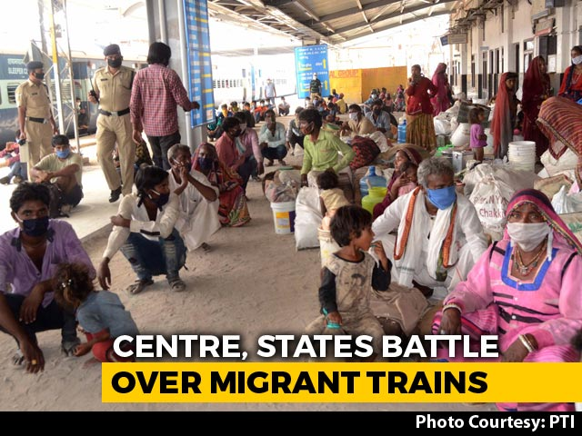 Video : After Mamata Banerjee vs Centre Clash, New Rules For Migrants' Trains