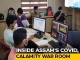 Video : Inside Assam's Flood And COVID-19 War Room