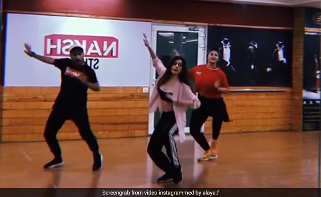 Alaya Furniturewalla's Throwback To 'First Rehearsal For First Song'