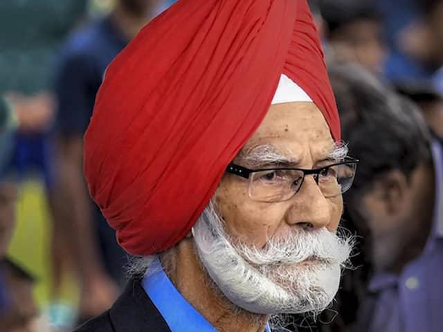 Hockey Legend Balbir Singh Senior Cremated With State Honours