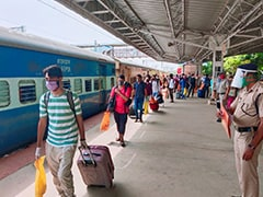 Special Train From Delhi Won't Stop In Goa After COVID-19 Cases Spike