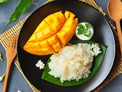 Mango Sticky Rice: This Classic Thai Dessert Screams Summer (Recipe Inside)