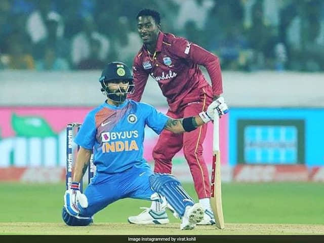 """""""No Need To Look Back"""": Virat Kohlis Inspirational Message For Fans"""