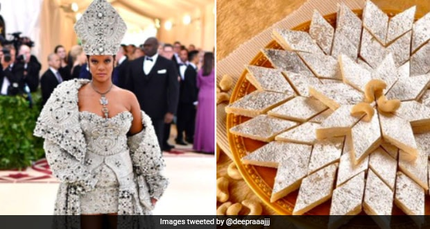 Twitter Thread With Rihanna As Indian Food Has Struck Gold On The Internet