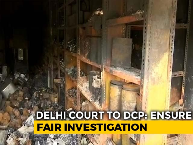 "Video : Delhi Riots Probe ""Targeted Only Towards One End"", Says Court"