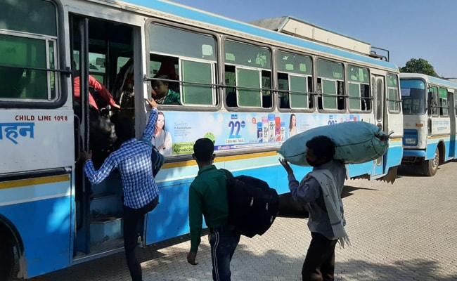 Haryana Becomes First State To Resume Bus Services Within The State