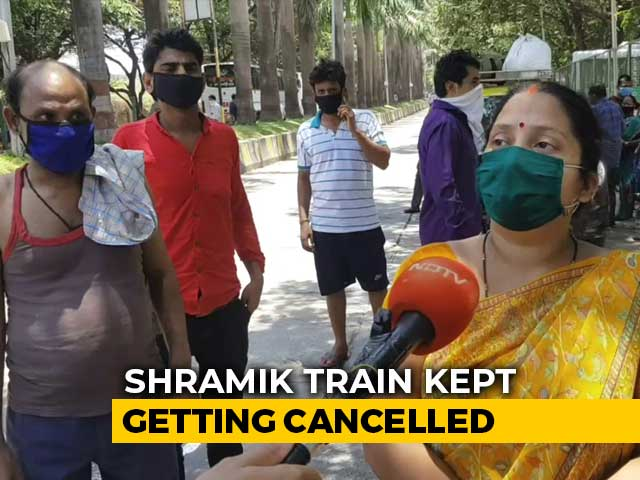 'Can't Return To Rented Homes': Mumbai Migrants Claim Trains Cancelled