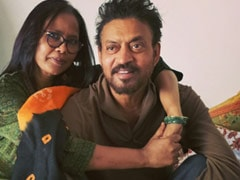 """Till We Meet Again"": Irrfan Khan's Wife Sutapa Sikdar Shares An Emotional Note"