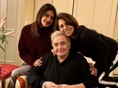 """Rishi Kapoor Was The Keeper Of Our Hearts"": Priyanka Chopra Writes Eulogy In Time Magazine"
