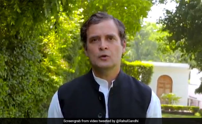 'Destroyed Position, Betrayed Army': Rahul Gandhi's Fresh Attack On PM