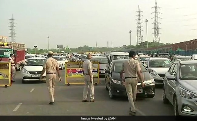 SC ने दिल्ली, यूपी और हरियाणा से कहा- NCR में आवागमन के लिए एक हफ्ते में तैयार करें कॉमन पॉलिसी, केंद्र से बैठक बुलाने को कहा