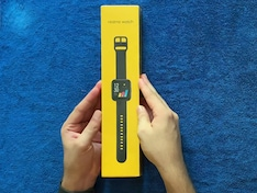 Realme Watch Unboxing: Affordable Smartwatch For Everyone? First Impressions