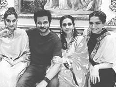 """Anil Kapoor Left This Adorable Comment On Daughter Rhea's """"Favourite Friday"""" Post"""