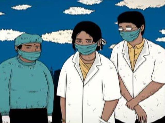 Video : Watch: Javed Akhtar's <i>Zindagi Jeetegi</i> Song For Hope Amid Pandemic