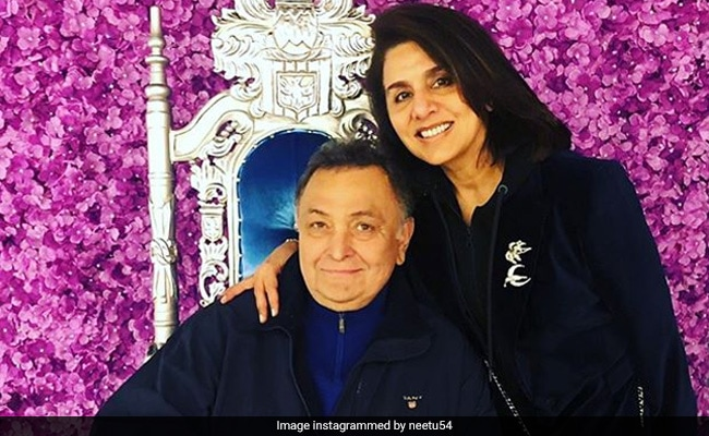 'End Of Our Story': Neetu Kapoor's Farewell Note For Rishi Kapoor. It's Okay To Cry