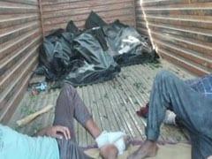 यूपी सरकार ने खुले ट्रक में मजदूरों के शव के साथ घायलों को भेजा तो झारखंड के CM ने किया गुस्से का इजहार..