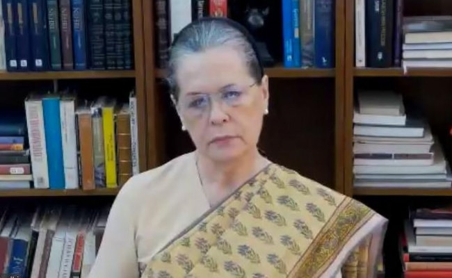 'Country Paying Horrendous Price For Government's Neglect': Sonia Gandhi