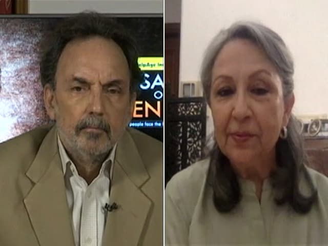 Video : Sharmila Tagore Joins NDTV-HelpAge India #SaveOurSeniors Telethon