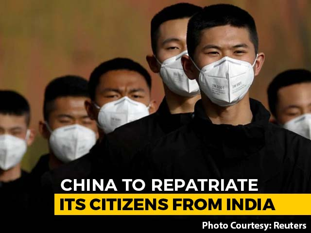 Video : China To Repatriate Its Citizens From India As Coronavirus Cases Rise