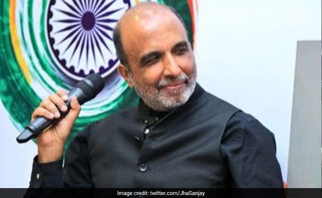 'On The Same Page As BJP': Sanjay Jha Reminds Congress In Farm Bills Row