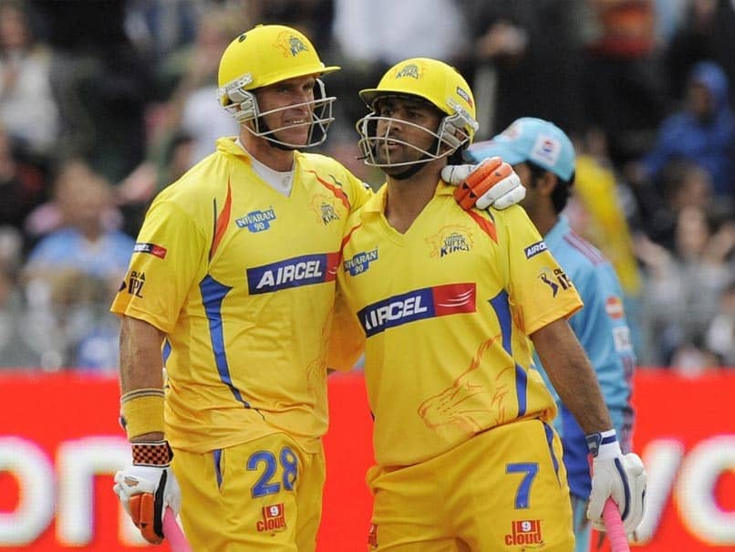 """""""Ill Give You Anything"""": Matthew Hayden Reveals MS Dhoni Had Asked Him Not To Use Mongoose Bat"""
