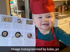 One-Year-Old Chef Is Taking Over Instagram With His Cuteness And Cooking Skills!