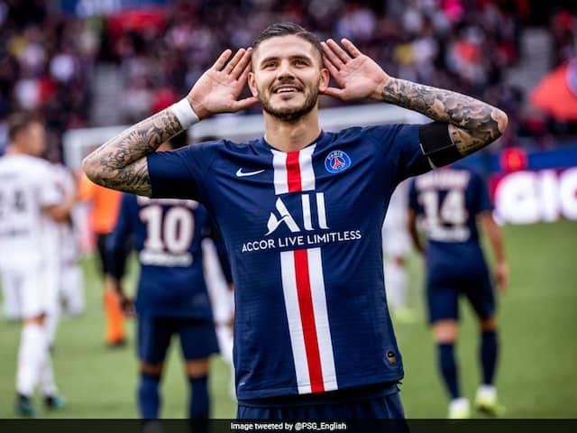 Mauro Icardi Signs Four-Year Paris Saint-Germain Deal