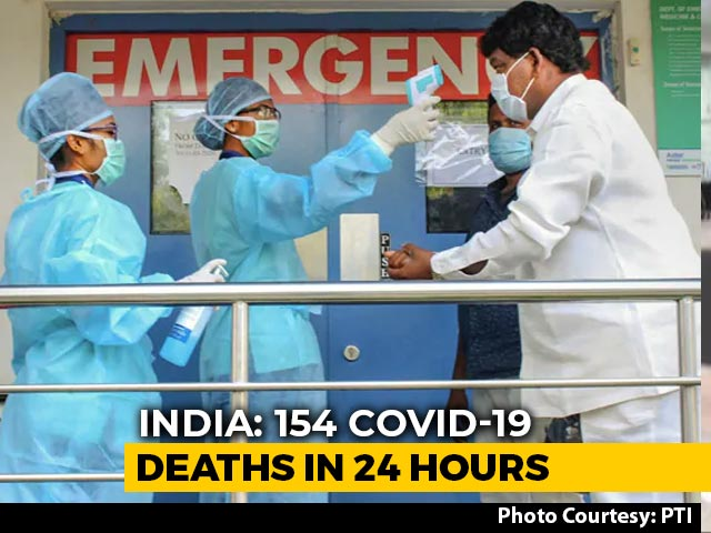 Video : India Among 10 Worst Virus-Hit Nations After 4 Days Of Record Spikes