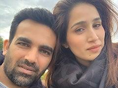 "Sagarika Ghatge Shares Her ""Memories Of Travel"" With Husband Zaheer Khan"
