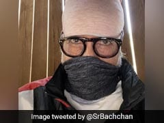 अमिताभ बच्चन ने मास्क लगाकर लॉकडाउन में Photo किया शेयर, बोले- चलो भैया जिम...