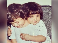 "Tara Sutaria's Throwback Pic With ""The Needier Twin"" Pia Sutaria Is Just Too Cute"