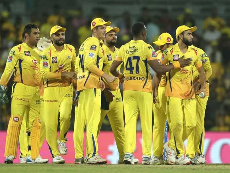 Chennai Super Kings Not In Favour Of Indians-Only IPL: Report