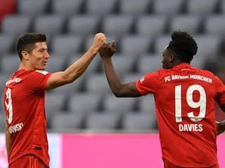 Bundesliga: Robert Lewandowski Brace Helps Bayern Munich Go 10 Points Clear At Top