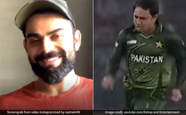 Virat Kohli Recalls How He unsettle Saeed Ajmal with his 'doosra' Watch Video