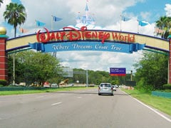 Man Arrested For Trying To Quarantine On Disney's Abandoned Island