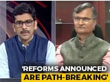 "Video : New Reforms Will ""Open Entire Country"" To The Farmers: NITI Aayog's Ramesh Chand"