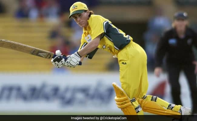 Australias Belinda Clark became the first cricketer to score a double ton in ODI