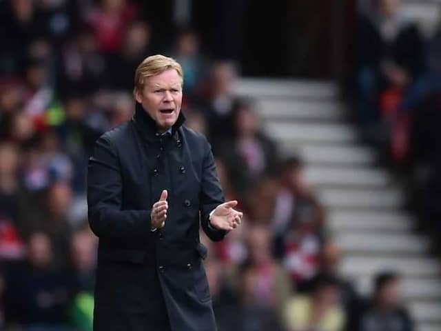 Netherlands Coach Ronald Koeman Hospitalised With Heart Problem