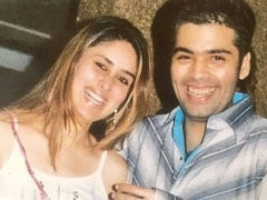 Kareena Kapoor's Birthday Wish For Karan Johar Is As Bright As Their Smiles In The Pic