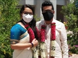 Video : In Kerala Couple's Wedding, Mangalsutra Via Speed Post, Parents On Zoom