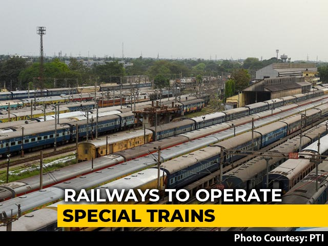 Video : Special Trains For Stranded Migrants, Students, Social Distancing Must