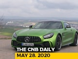 Video : 2020 Datsun redi-GO Facelift, 2020 Mercedes-AMG GT R, Royal Enfield New Launches