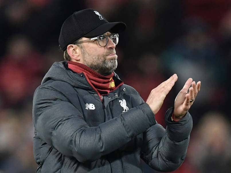 """Its Still Football, Its Still For You"": Jurgen Klopp Urges Liverpool Fans To Cheer From Home"