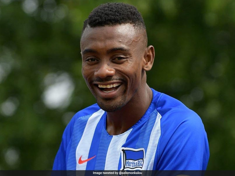 Ex-Chelsea Forward Salomon Kalou Suspended For Handshake Video