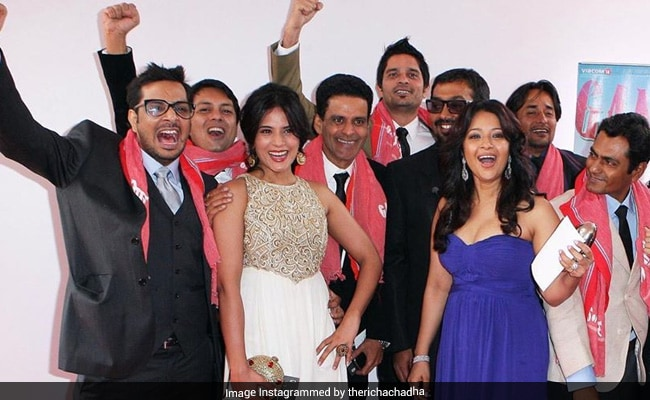 Can You Spot Paatal Lok Star Jaideep Ahlawat In Richa Chadha's Cannes Memory?