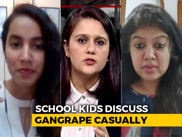 Video : #BoisLockerRoom: Delhi School Teens Discuss Gangrape On Instagram Group