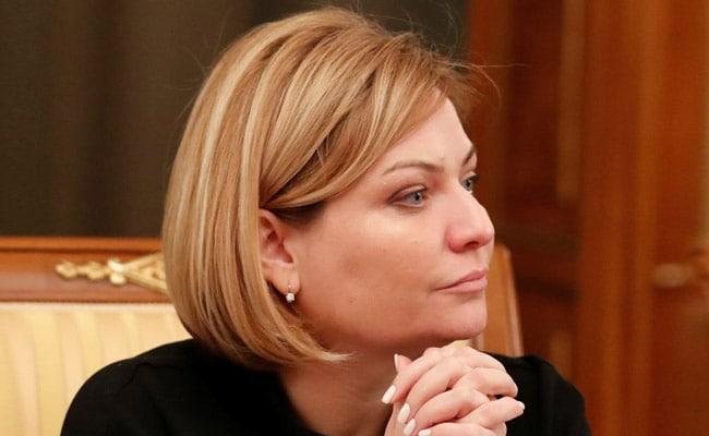 Russia's Culture Minister Olga Lyubimova Tests Positive For Coronavirus