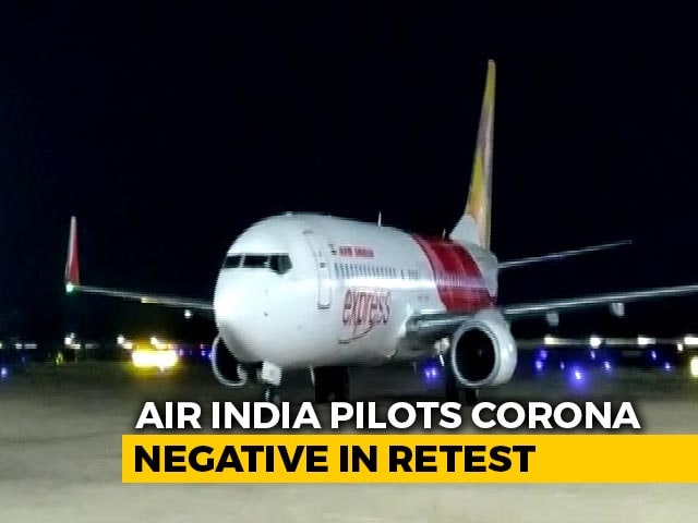 Video : All 5 Air India Pilots Test False-Positive For COVID-19