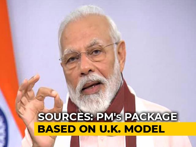 Video : PM's Economic Package Modelled On UK Fiscal Stimulus: Sources